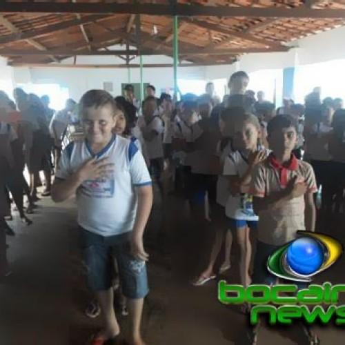 Criança bocainense de 10 anos morre em acidente na PI 238 que liga Picos a Bocaina.