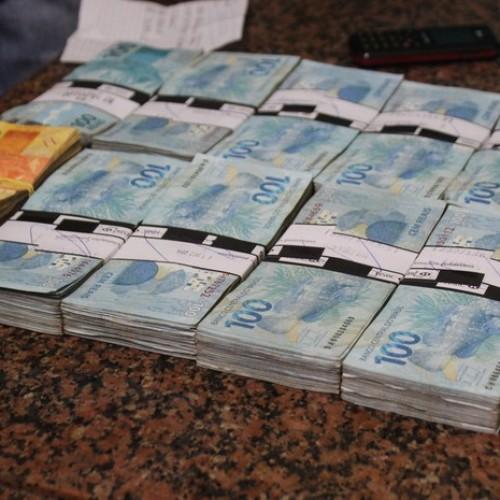 Suspeito de estelionato é preso ao deixar banco com R$ 90 mil no Piauí