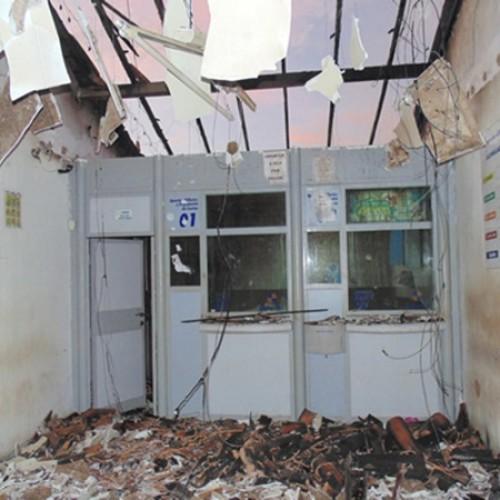 Bandidos arrombam e incendeiam casa lotérica na região Norte do Piauí; confira fotos!