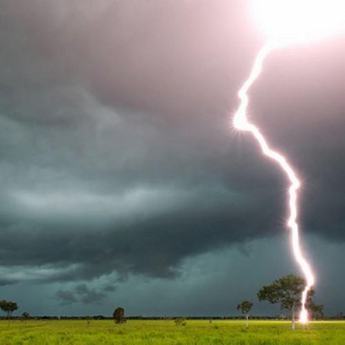 Piauí é o terceiro estado do país com maior número de mortes por raio