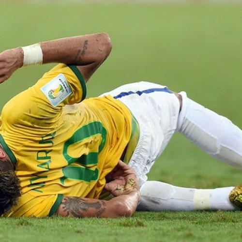 Fortes emoções: os altos e baixos de Neymar em 2014