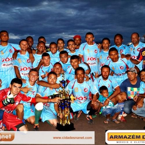 Após nove anos sem títulos, Peixe é tricampeão em Massapê do Piauí