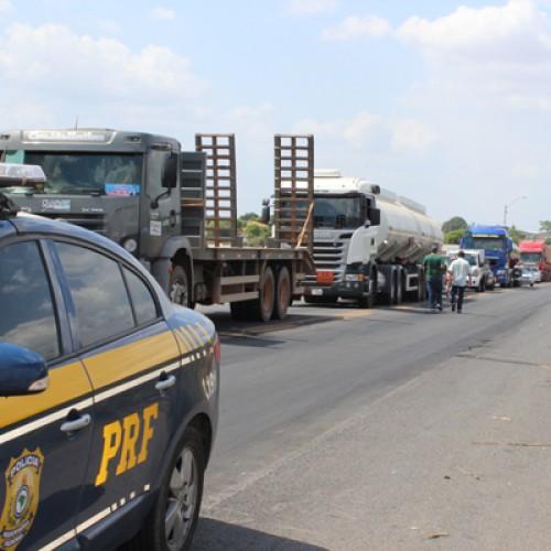 PRF alerta trechos perigosos nas BR's do Piauí