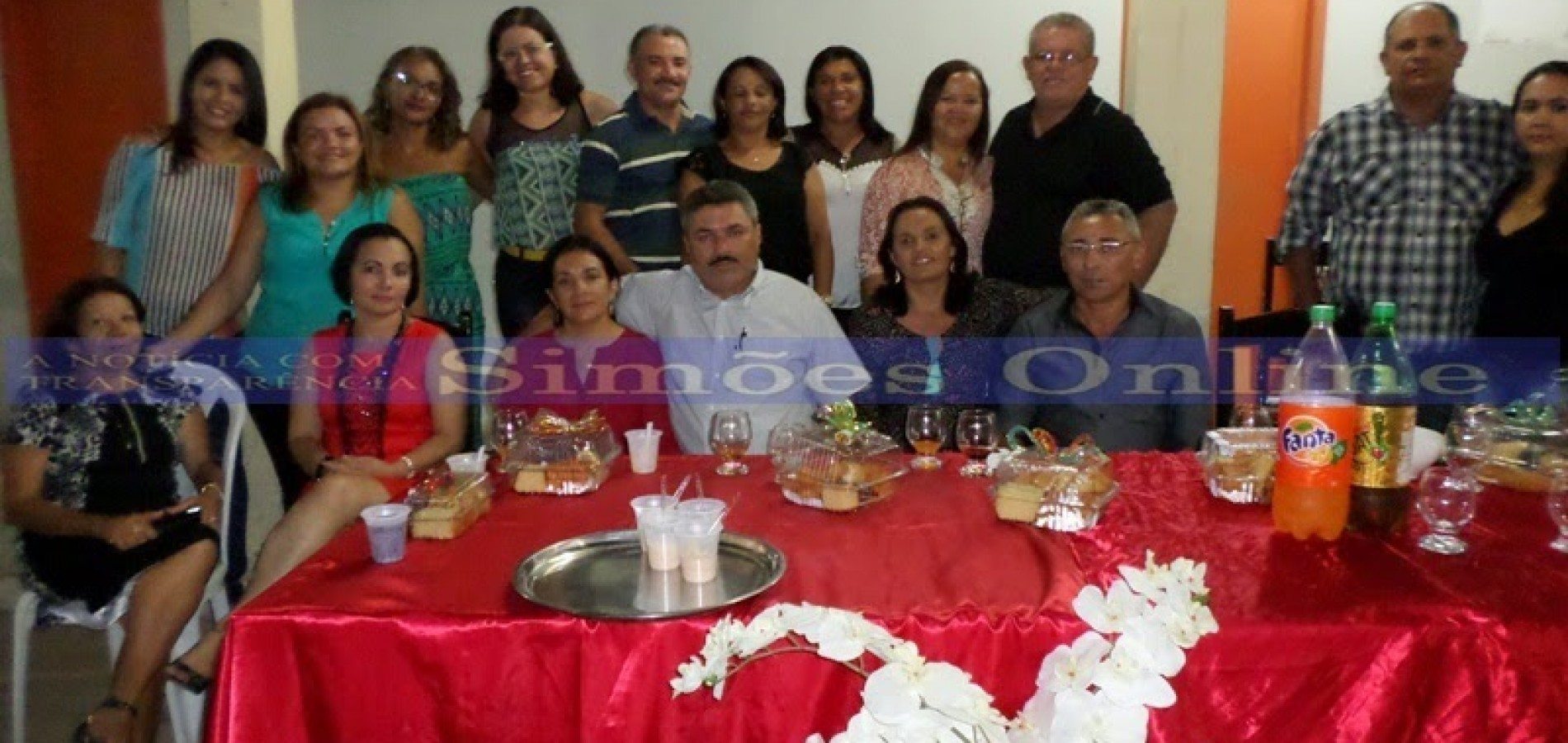 SIMÕES   Secretaria de assistência promove confraternização para idosos
