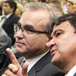 Wellington confirma parceria com Firmino para Saúde e Agespisa