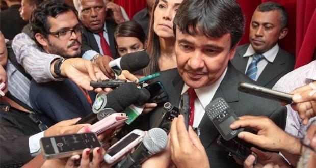Wellington Dias define programação de posse