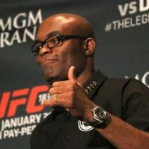 """No retorno, Anderson Silva promete fazer """"melhor luta da história do UFC"""""""