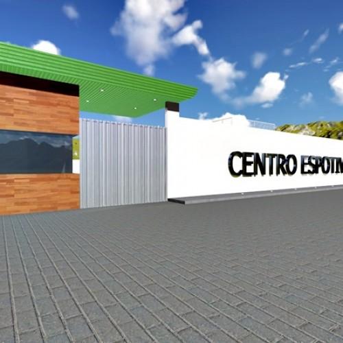 LG Engenharia inicia a construção de Centro Esportivo em Jaicós; veja como será