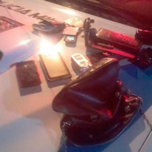 Dupla sequestra mulher e realiza série de assaltos em Teresina