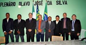 Davi Felipe volta à presidência da Câmara de Massapê do Piauí