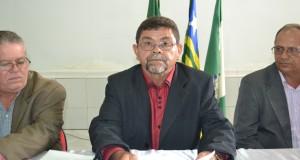 SIMÕES | Vereador Gilson assume a Câmara Municipal pela terceira vez