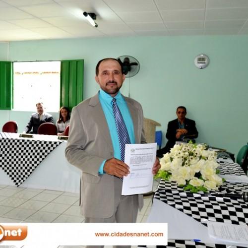 Empossada a mesa diretora da Câmara de Belém do Piauí