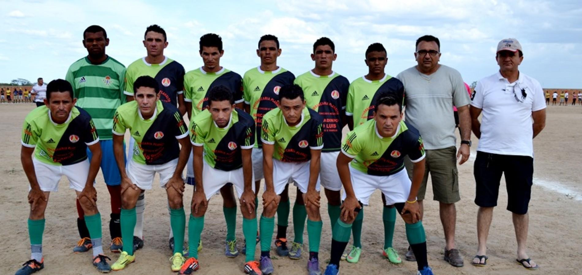 Novo Horizonte vence o Campeonato Municipal de Futebol em Campo Grande do PI