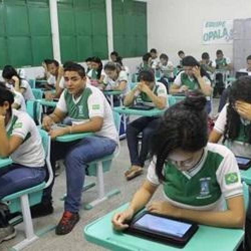Matrículas nas escolas públicas estaduais iniciam na segunda-feira (5)