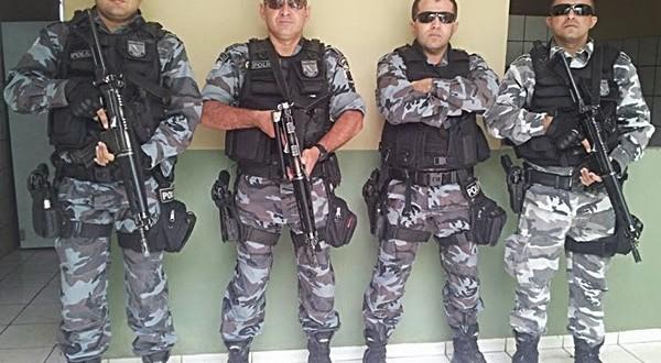 Força Tática de Paulistana realiza blitz repreensiva e apreendem motos