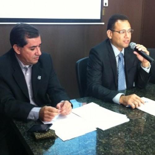 Delegacia Geral reúne Delegados Regionais para discutir demandas do interior do Piauí
