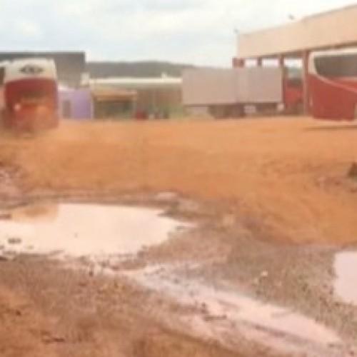 Usuários reclamam das péssimas condições na rodoviária de Picos