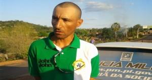 Polícia de Jaicós prende foragido da Justiça acusado de homicídios em São Paulo