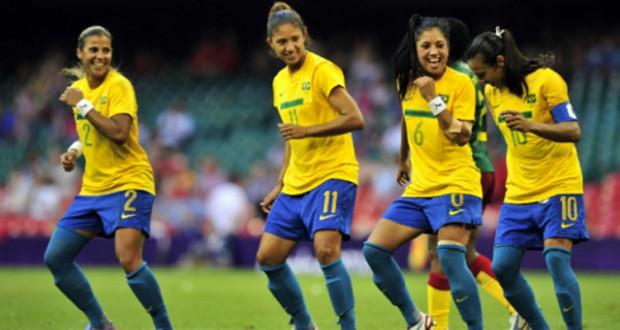 Brasil passa a ter seleção feminina permanente até os Jogos Olímpicos