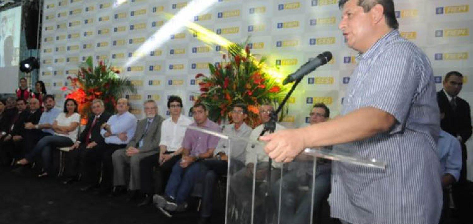 Após deixar Governo do Estado, Zé Filho retorna à presidência da Fiepi