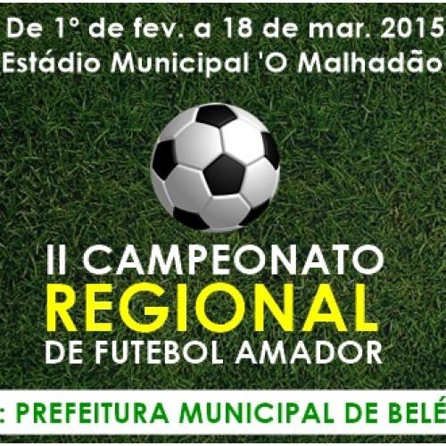 Definidos os semifinalistas do Campeonato Regional de Belém. Veja!