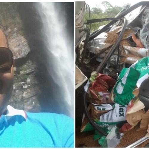 Micro ônibus colide com S-10 entre Picos e Itainópolis; uma pessoa morre e nove são levadas para Hospital; veja fotos