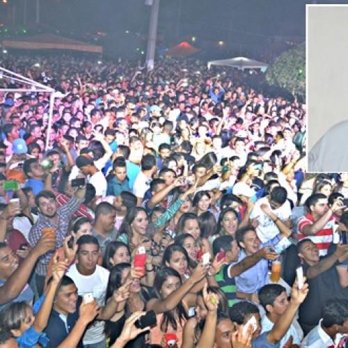 Campo Grande comemora 21 anos com grande festa; 'Temos muito o que comemorar', diz prefeito
