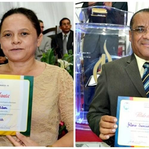 Câmara Municipal entrega dois Títulos de Cidadania em Padre Marcos. Veja!