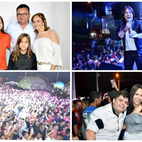 Veja a cobertura fotográfica do aniversário de Campo Grande do Piauí