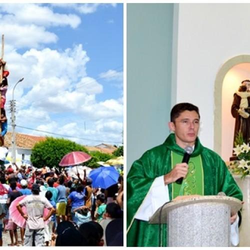 Competições esportivas e missa abrem as comemorações aos 51 anos de Padre Marcos; veja fotos