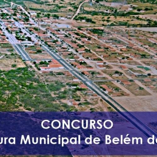 Concurso da Prefeitura de Belém: Inscrições encerram dia 25; veja edital