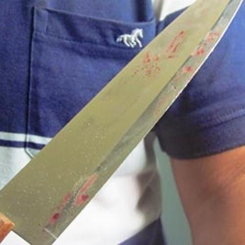 Homem é morto a facadas e casal é preso minutos após o crime no PI
