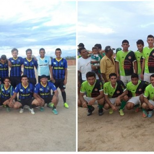 Novo Horizonte e Azulão disputam a final do Campeonato Municipal de Campo Grande do PI