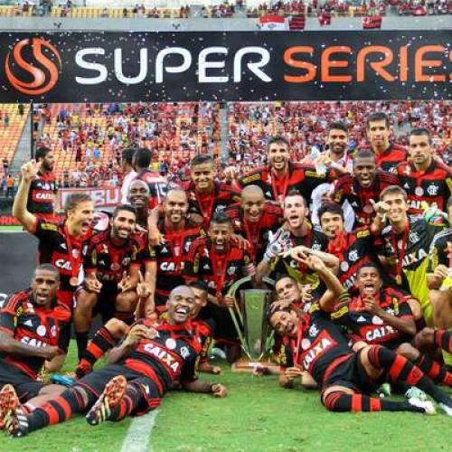 Flamengo vence o São Paulo e levanta a 1ª taça do ano