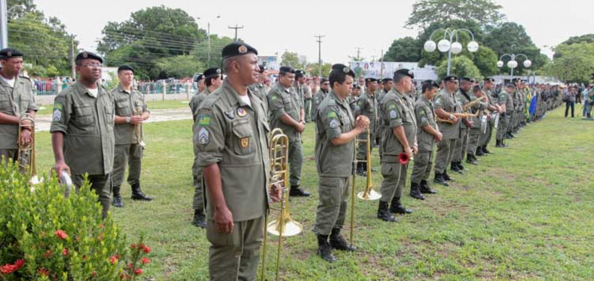 PM convoca 430 aprovados para curso de formação no Piauí