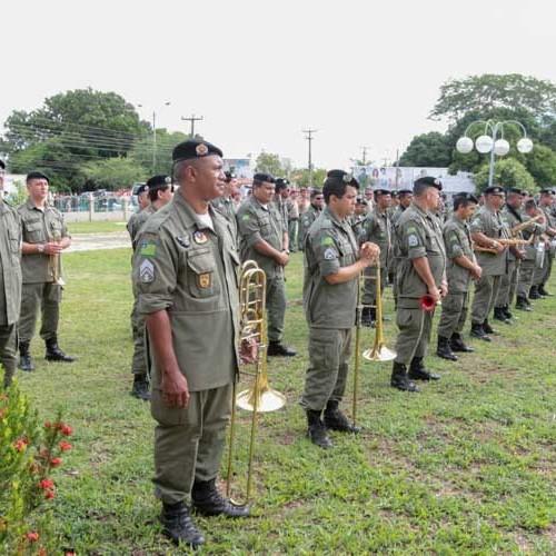 Polícia Militar do Piauí forma 325 novos policiais em Picos e Teresina