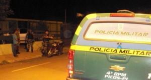 Ação integrada da polícia prende traficante no interior do Piauí