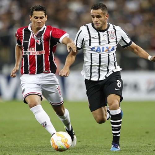 Copa Libertadores: Corinthians vence São Paulo e leva 1º clássico