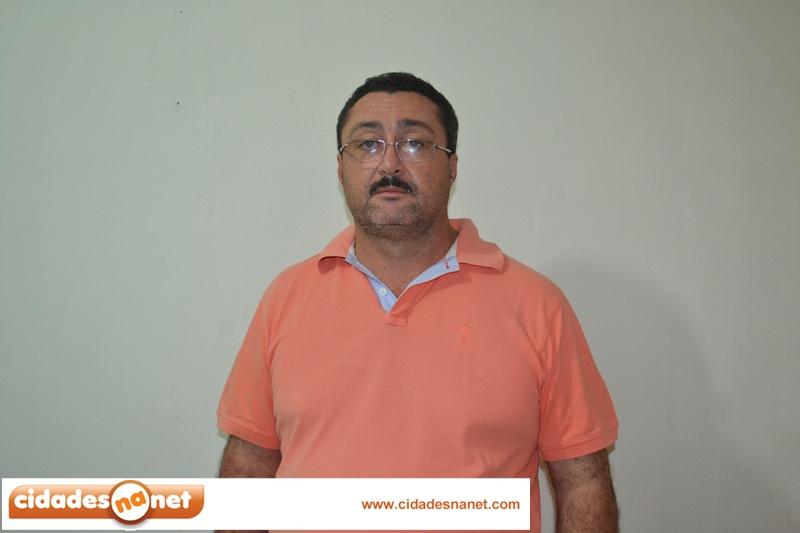 Edilberto Abdias, secretário de Administração