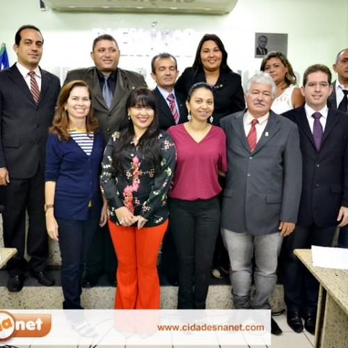 JAICÓS | Prefeita Waldelina envia mensagem à Câmara Municipal na abertura do ano legislativo