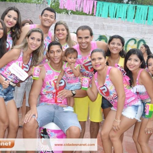 CARNAVAL 2015 | Festa do Bloco dos Plays, em Patos do Piauí