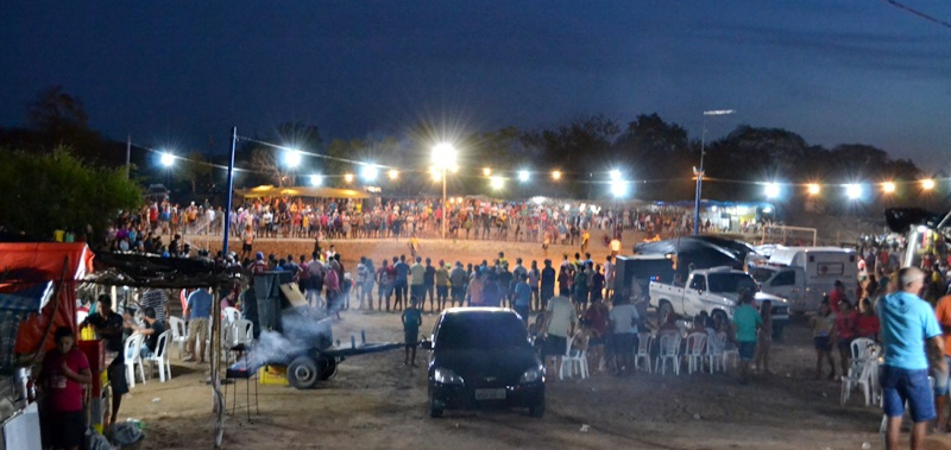 FOTOS | Festival Desportivo de Férias de Angical, Massapê do Piauí – 2ª rodada