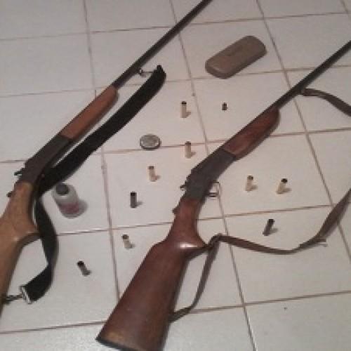 Polícia Civil de Paulistana cumpre mandados, apreende armas e transfere presos