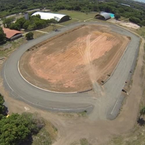 UFPI vai entregar a 1ª pista olímpica do Piauí no final de maio