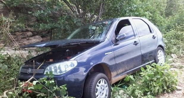 Motorista perde controle de carro e família de Fronteiras sofre acidente na BR-230