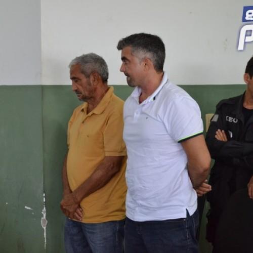 Principal acusado de matar o vereador Titico Barbosa é condenado a 42 anos de prisão
