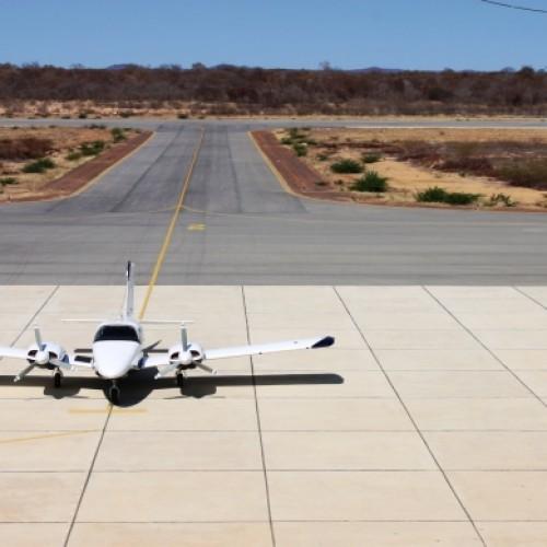 Ministério Público pede interdição da pista do aeroporto de São Raimundo
