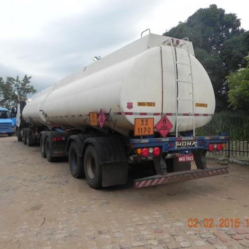 Sefaz flagra caminhão com 48 mil litros de álcool combustível irregular no Piauí