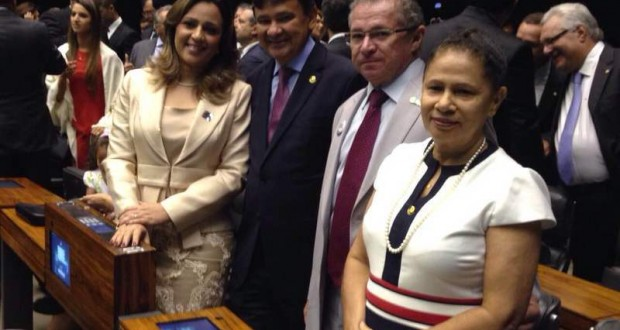 Bancada do Piauí envia lista com nomes para cargos federais a Dilma