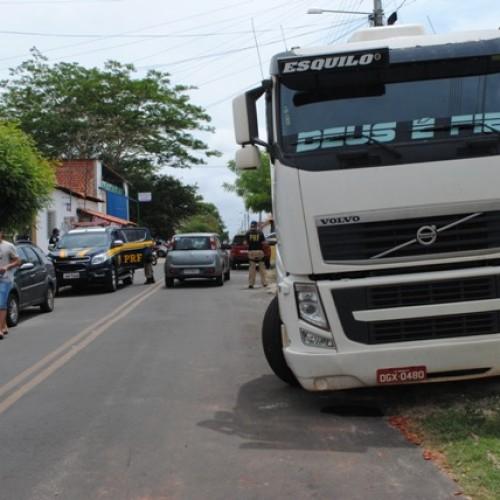 Três são presos após render caminhoneiro no Piauí